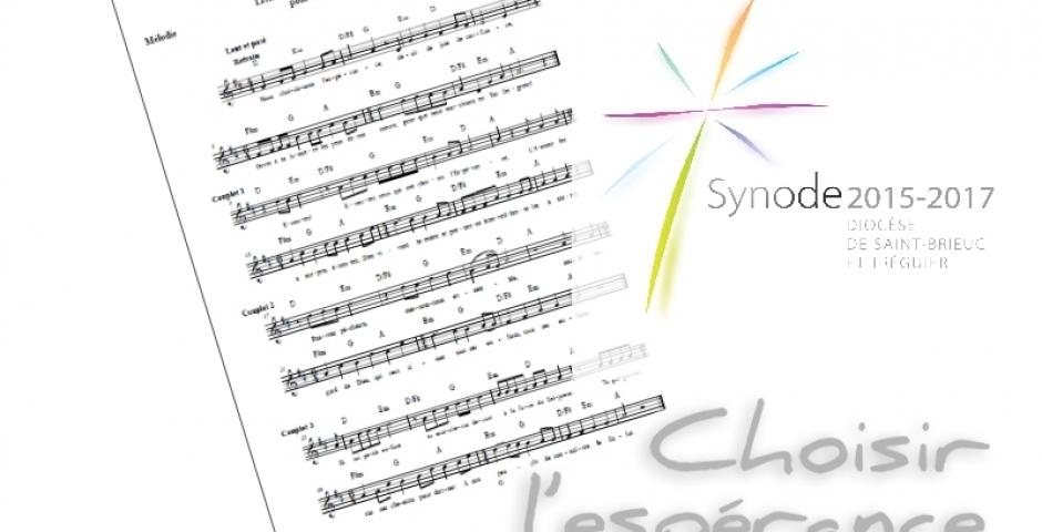 Ecouter l'hymne du synode